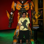 Bumblebee at Ripley's Believe It or Not